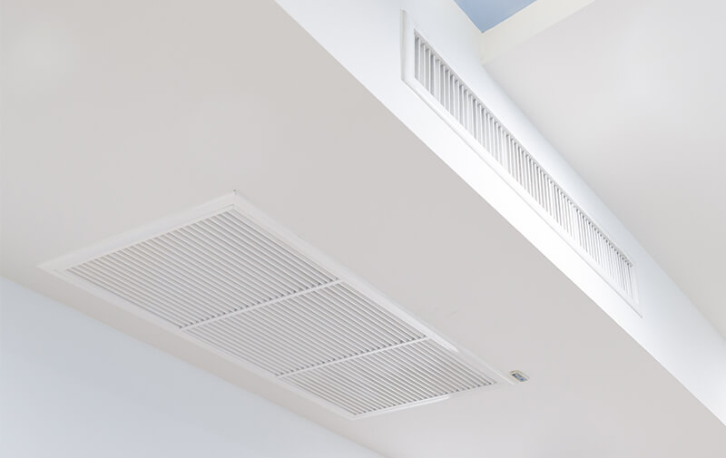 Blizzard air conditioning